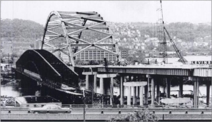 Birmingham Bridge Construction Project